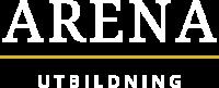 Logotype AU vit-guld